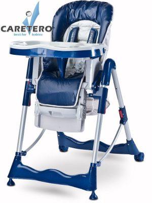 Židlička CARETERO Magnus Classic navy