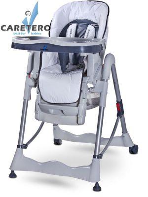 Židlička CARETERO Magnus Classic white