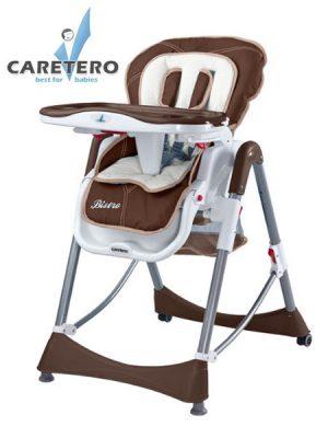 Židlička CARETERO Bistro brown 2015