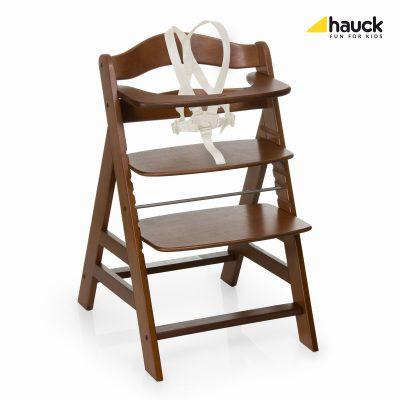 Židlička Hauck Alpha Walnut