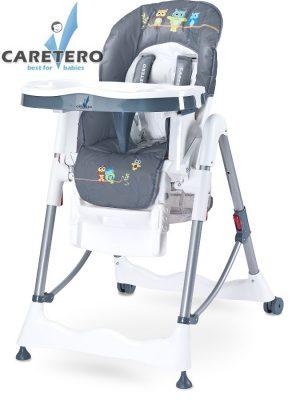 Židlička CARETERO Magnus Fun graphite
