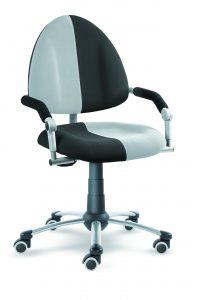 Židle Freaky antracit / šedá