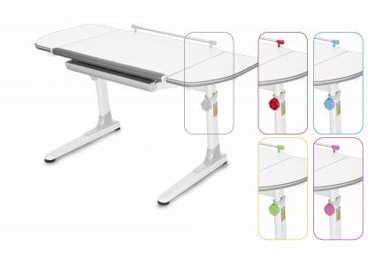 Rostoucí stůl Mayer Profi 3 5v1 bílý