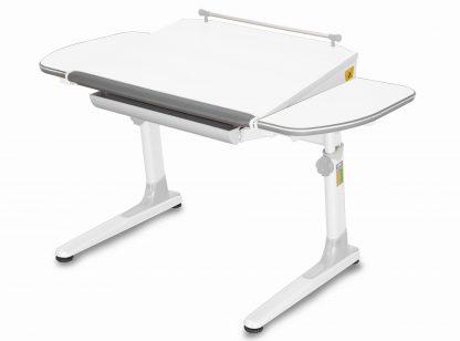 Rostoucí stůl Mayer Profi 3 5v1 bílý s šedými prvky