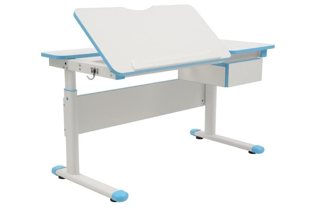Rostoucí stůl Alba Fuxo - modrý