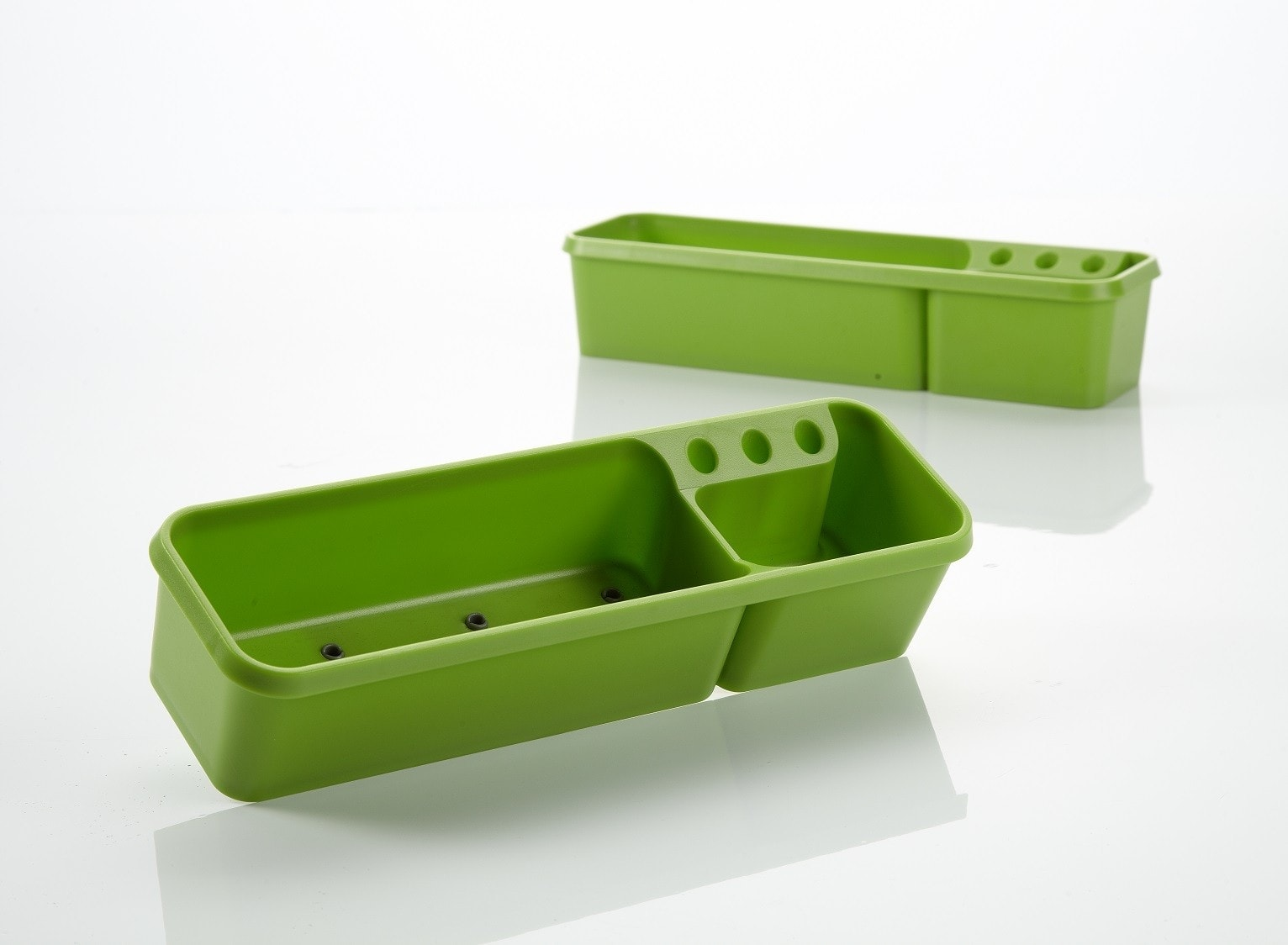 Kastlík na psací potřeby - Zelená