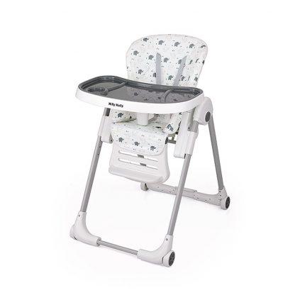 Jídelní židlička Milly Mally Milano Sky - detail 4
