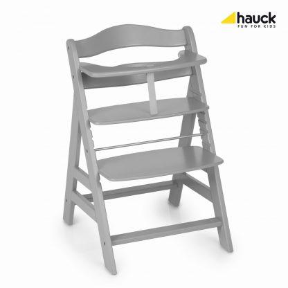 Židle Hauck Alpha šedá