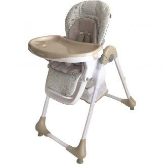 Jídelní židlička Baby Mix Junior latte