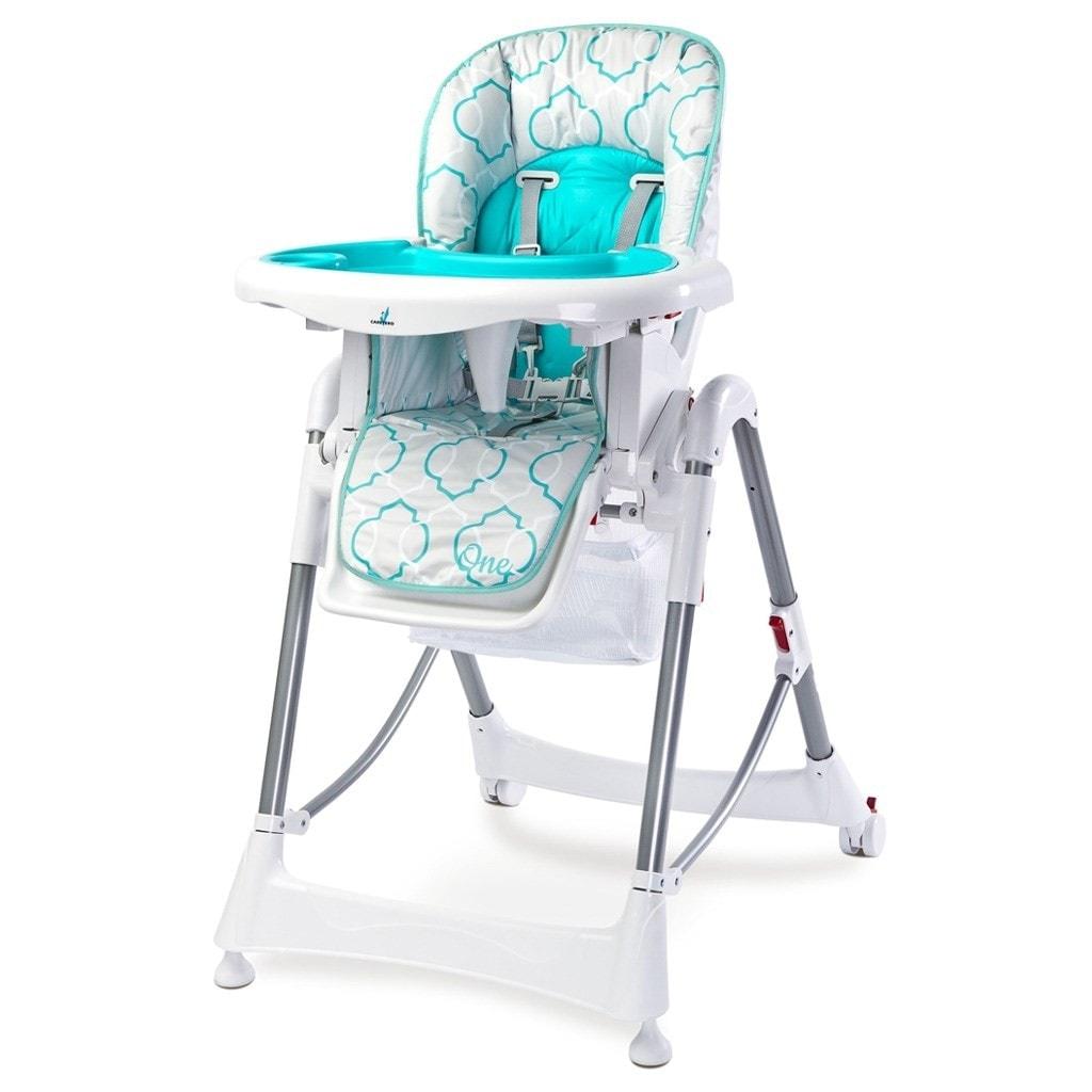 Jídelní židlička CARETERO One mint