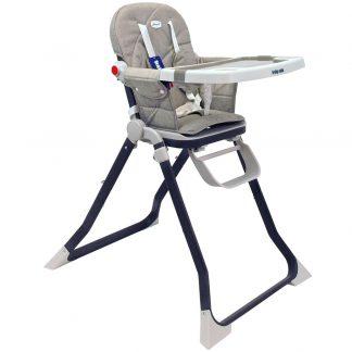 Jídelní židlička Baby Mix Smart beige