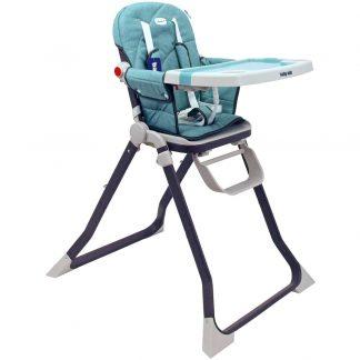 Jídelní židlička Baby Mix Smart green