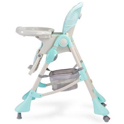 Židlička CARETERO Magnus New mint - detail 2