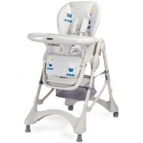 Židlička CARETERO Magnus New grey