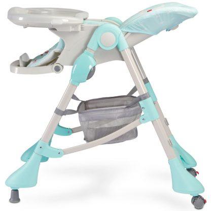 Židlička CARETERO Magnus New grey - detail 1