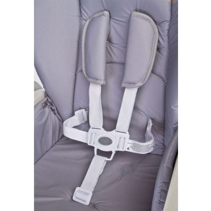 Židlička CARETERO Magnus New grey - detail 6