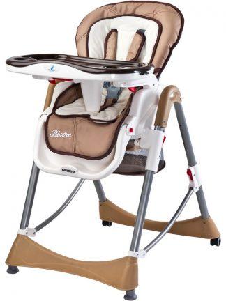 Židlička CARETERO Bistro beige