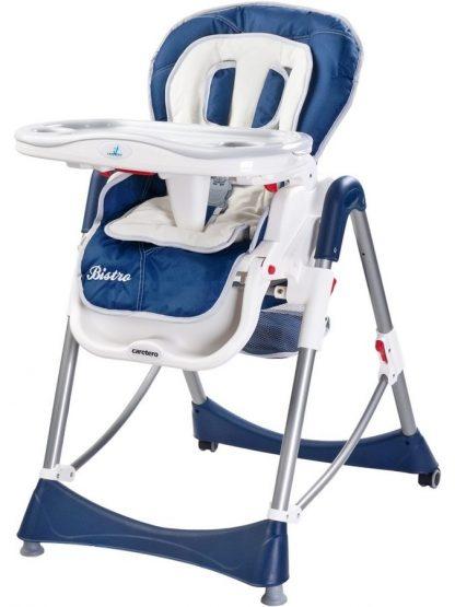 Židlička CARETERO Bistro navy