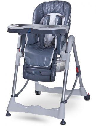 Židlička CARETERO Magnus Classic grey