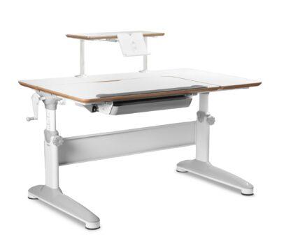 Rostoucí stůl Mayer Expert s poličkou