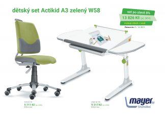 Mayer Set Profi Actikid zelený