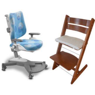 Rostoucí židle