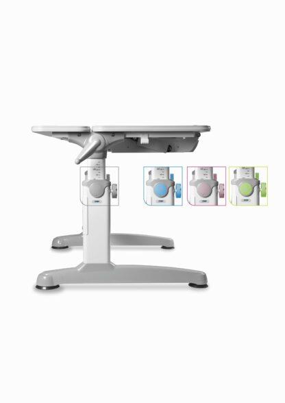 Rostoucí stůl miniUniq - barevné varianty