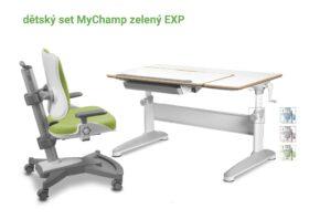 Mayer Set stůl Expert + MyChamp zelená