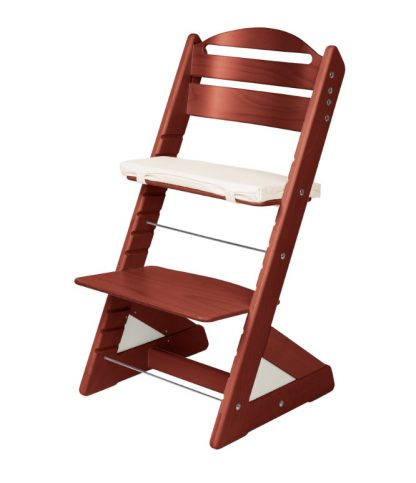 Rostoucí židle Jitro Plus mahagon