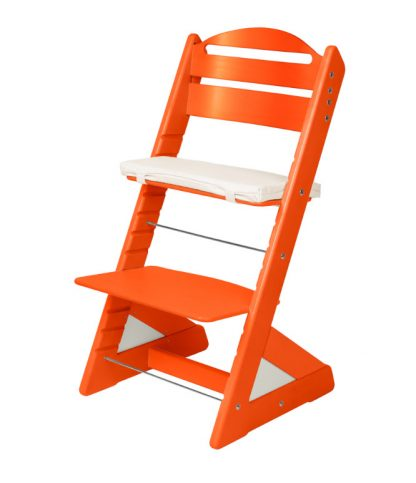 Rostoucí židle Jitro Plus oranžová