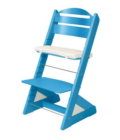 Rostoucí židle Jitro Plus světle modrá