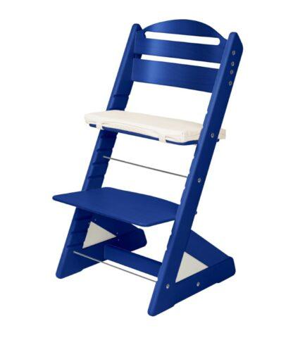 Rostoucí židle Jitro Plus tmavě modrá