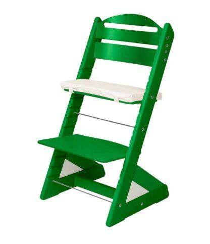Rostoucí židle Jitro Plus tmavě zelená