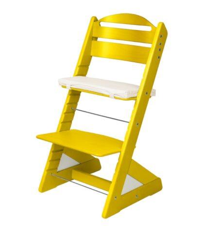Rostoucí židle Jitro Plus žlutá